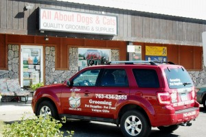 Pet Grooming and Supply Store Ham Lake MN
